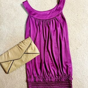 Gorgeous Purple Sleeveless Blouse, medium